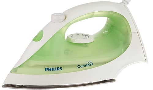 Philips GC1010 1200-Watt Comfort Steam Spray Iron