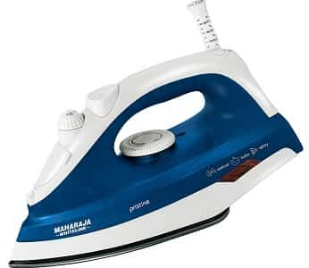 Maharaja Whiteline Pristine SI-103 1300-Watt Steam Iron
