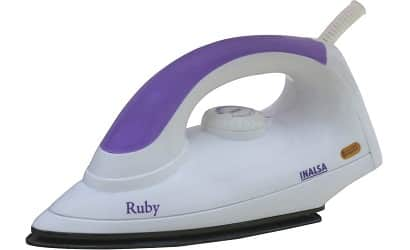 Inalsa Ruby 1000-Watt Dry Iron